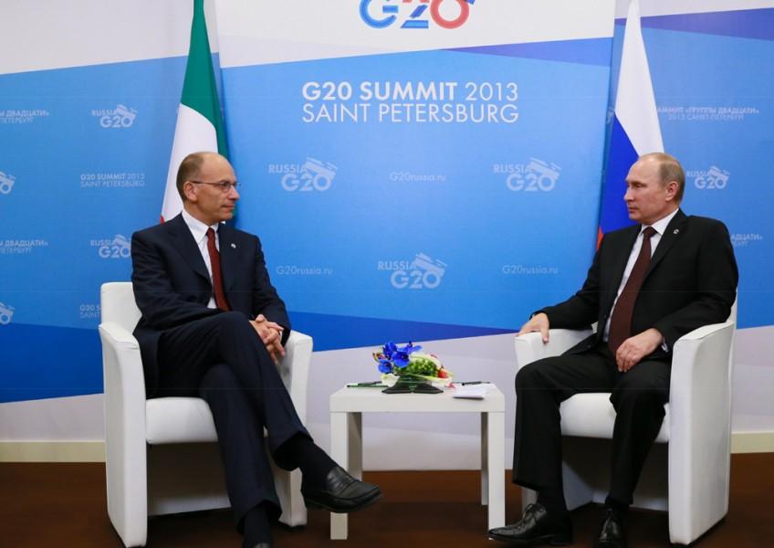 G20 em São Petersburgo