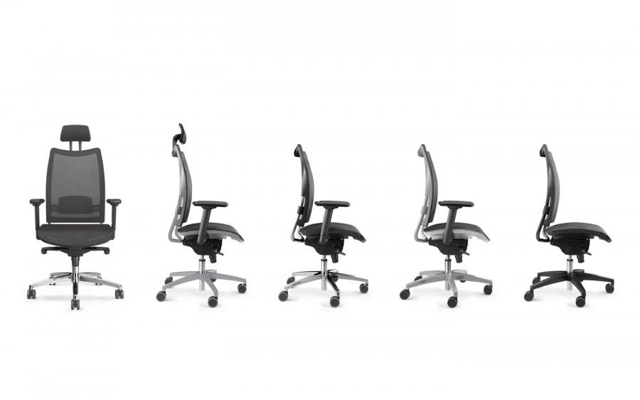Luxy cadeiras escritório